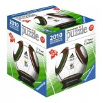 Ravensburger-11937-11 Puzzle-Ball 3D - 2010 Fifa Word Cup