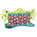 Ravensburger-12081 Puzzle 3D - Girly Girls Edition - Arbre à Bijoux : Mary