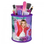 Ravensburger-12093 Puzzle 3D - Girly Girls Edition - Vide Poches - Violetta