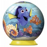 Ravensburger-12264 Puzzle 3D - Finding Dory