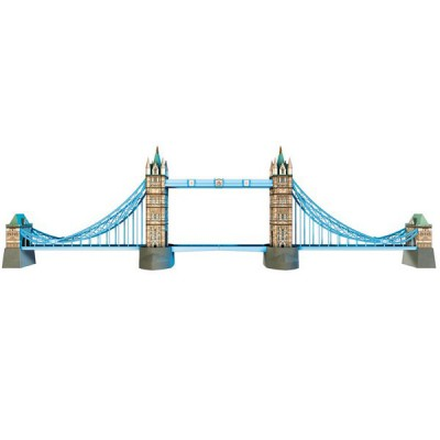 Ravensburger-12559 Puzzle 3D - Tower Bridge, Londres