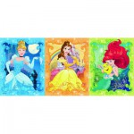 Puzzle  Ravensburger-12825 Disney Princesses