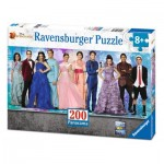 Puzzle  Ravensburger-12831 Pièces XXL - Disney Descendants