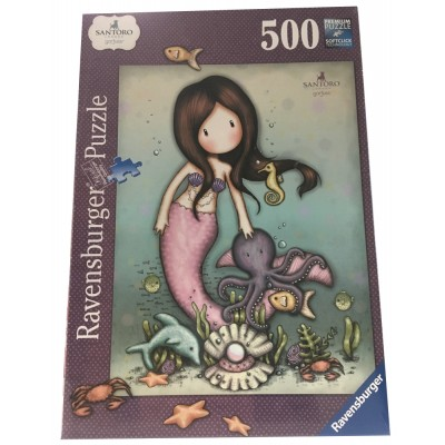 Puzzle Ravensburger-14815 So Nice to See You