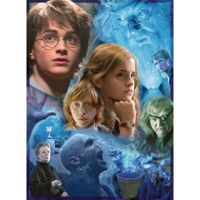 Puzzle Ravensburger-14821 Harry Potter à Poudlard (TM)
