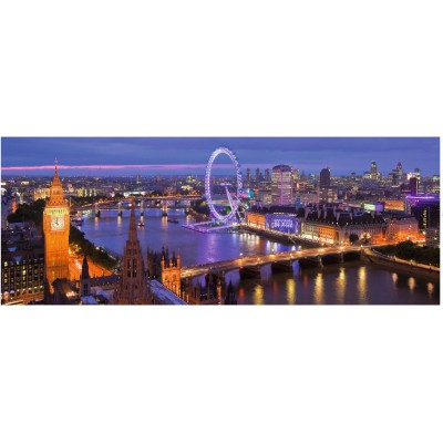 Puzzle Ravensburger-15064 London by Night