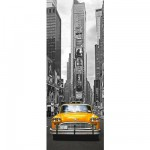 Puzzle  Ravensburger-15119 USA: New York, Taxi