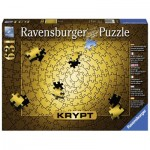 Puzzle  Ravensburger-15152 Krypt Gold