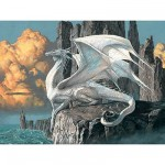Puzzle  Ravensburger-15696 Dragon