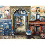 Puzzle  Ravensburger-16241 Passage de Paris
