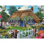 Puzzle  Ravensburger-16297 Cottage Howard Robinson