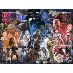 Puzzle  Ravensburger-16366 Star Wars 8