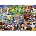 Puzzle  Ravensburger-19222 Disney-Pixar Movies