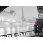 Puzzle  Ravensburger-19471 Paris