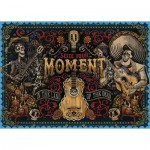 Puzzle  Ravensburger-19811 Disney Pixar - Coco: Seize your Moment