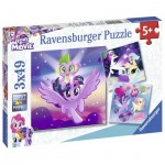 3 Puzzles - My Little Poney