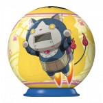 Ravensburger-79936-11922-01 Puzzle-Ball 3D - Yo-Kai Watch