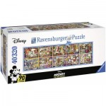 Puzzle   Disney Mickey - 90 Years