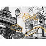 Puzzle   Do it Yourself - Paris en Or