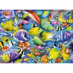 Puzzle   Embouteillage Tropical