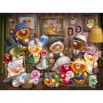 Puzzle   Famille Gelini
