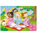 My First Outdoor Puzzles - Douces Princesses