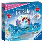 Puzzle 3D - Disney Princess