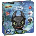 Puzzle 3D - DreamWorks - Dragon