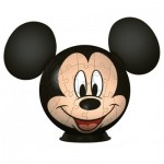 Puzzle 3D - Mickey