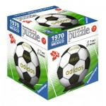 Puzzle-Ball 3D - 1970 Fifa Word Cup
