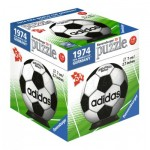 Puzzle-Ball 3D - 1974 Fifa Word Cup