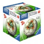 Puzzle-Ball 3D - 2002 Fifa Word Cup