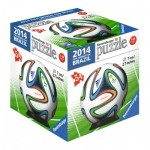 Puzzle-Ball 3D - 2014 Fifa Word Cup