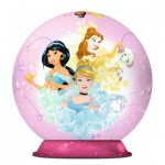 Puzzle Ball 3D - Disney Princess