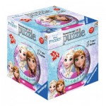 Puzzle Ball 3D - La Reine des Neiges