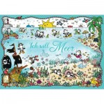 Puzzle   Sheepworld - Ich Will Meer