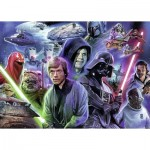 Puzzle   Star Wars Collection 3
