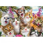 Puzzle   Cats' Selfy