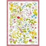 Puzzle   Countryside Art - Fleurs Sauvages