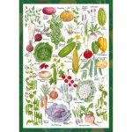 Puzzle   Countryside Art - Jardin Potager