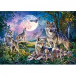 Puzzle   Loups