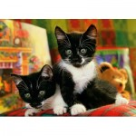Puzzle  Step-Puzzle-77010-07 Chatons