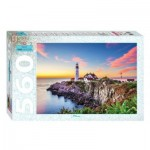 Puzzle  Step-Puzzle-78104 Phare Portland Head