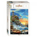Puzzle  Step-Puzzle-79110 Phare