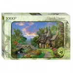 Puzzle  Step-Puzzle-79532 Dominic Davison - The Old Waterway Cottage