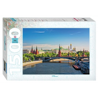 Puzzle Step-Puzzle-83052 Kremlin, Moscou