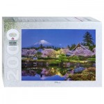 Puzzle  Step-Puzzle-84038 Le Japon au Printemps