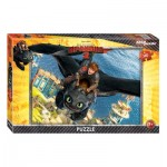 Puzzle  Step-Puzzle-96030 Dragon 2