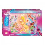 Puzzle  Step-Puzzle-97020 Winx - My Fairy Friend