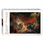 Puzzle   Russian Museum - Karl Bryullov. The Last Day of Pompei